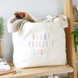 Lisa Angel 100% Cotton Personalised Organic Tote Bag