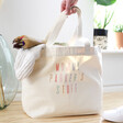 Lisa Angel Cotton Personalised Organic Tote Bag