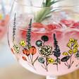 Lisa Angel Ladies' Wildflower Balloon Gin Goblet