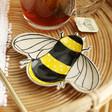 Lisa Angel Ceramic Sass & Belle Busy Bee Tea Bag Dish