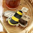 Lisa Angel Sass & Belle Busy Bee Tea Bag Dish