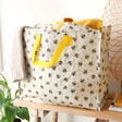 Lisa Angel with Sass & Belle Busy Bees Storage Bag