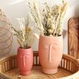 Lisa Angel Ladies' Sass & Belle Face Vases