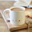 Lisa Angel Sass & Belle Girl Power Boobies Mug