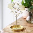 Lisa Angel Sass & Belle Gold Bee Jewellery Stand