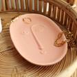 Lisa Angel Ladies' Sass & Belle Large Face Trinket Dish