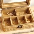 Teen's Sass & Belle Rattan Jewellery Box