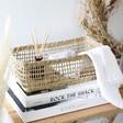 Sass & Belle Rectangular Seagrass Basket