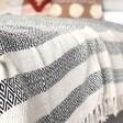 Lisa Angel Large Sass & Belle Scandi Boho Blanket Throw