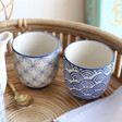 Lisa Angel Small Sass & Belle Set of 2 Japanese Inspired Ceramic Cups