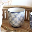 Lisa Angel Sass & Belle Set of 2 Japanese Inspired Ceramic Cups