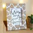 Sass & Belle Wooden Cheese Plant 4