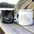 Sass & Belle Enamel Mugs