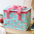 Sass & Belle Quirky Flamingo Lunch Bag from Lisa Angel