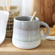 Lisa Angel Sass & Belle Mojave Glaze Grey Mug