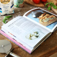 One of Many Recipes in Lisa Angel Craft Pizza Book
