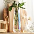 Lisa Angel Ladies' Personalised Iridescent Glass Vase