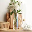 Women's Personalised Iridescent Glass Vase