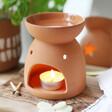 Lisa Angel Ceramic Star Terracotta Oil Burner