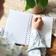 'Gardening Notes' Notebook