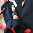 Lisa Angel Cotton Canvas BBQ Utility Apron with Bottle Opener