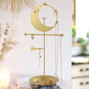 Moon Jewellery Stand