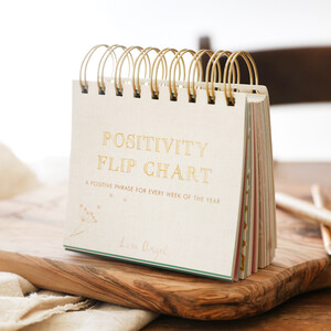 Weekly Positivity Flip Chart SS22 FEBRUARY DELIVERY