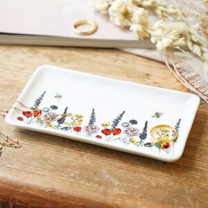 Wildflower Trinket Dish