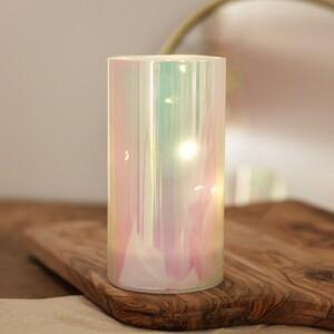 Iridescent Cylinder Light