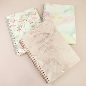Flamingo Notebook (A5)