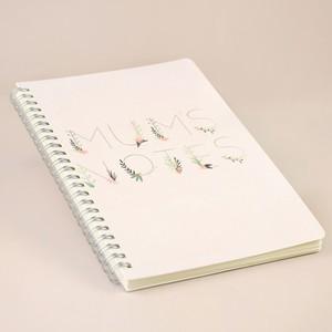 Mum's Notes Notebook (A5)