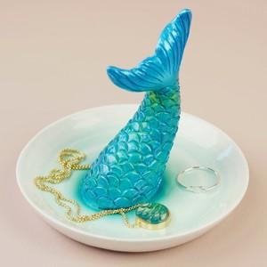 Mermaid Tail Jewellery Dish