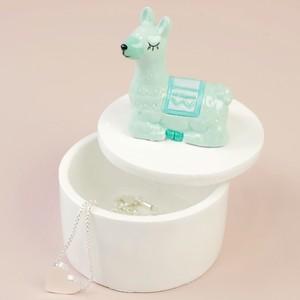 Llama Trinket Box
