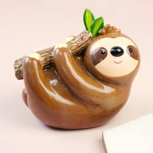 Sloth Money Box