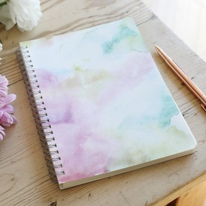 A5 Watercolour Notebook