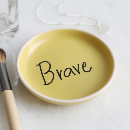 Brave Trinket Dish