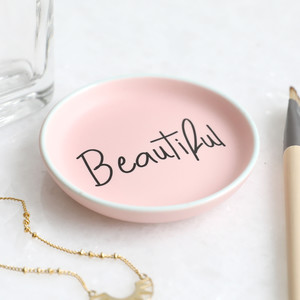 Beautiful Trinket Dish