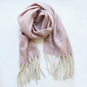 Lilac Speckle Blanket Scarf