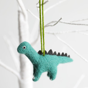 Felt Dinosaur Hanging Dec