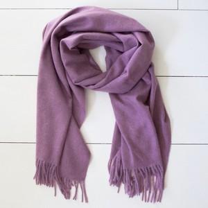 Soft Lavender Scarf