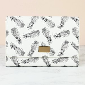 Pineapple Travel Wallet - PU