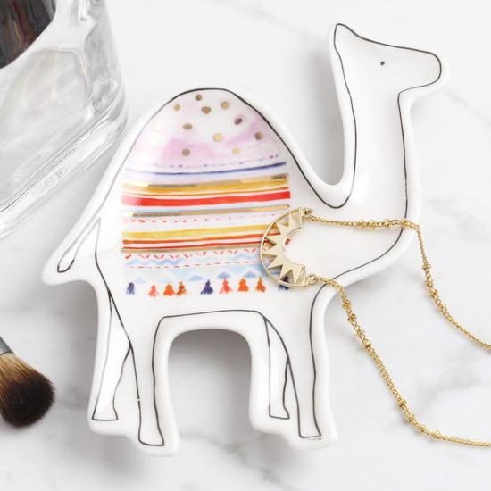 Camel Trinket Dish