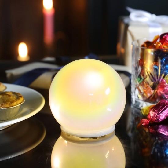 Small Pearl LED Ball