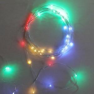 Battery Powered Rainbow Multi-function String Lights