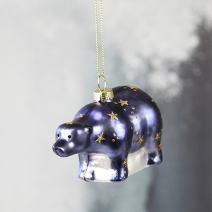 Starry Bear Decoration