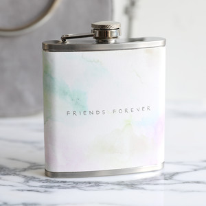 Friends Forever Hip flask