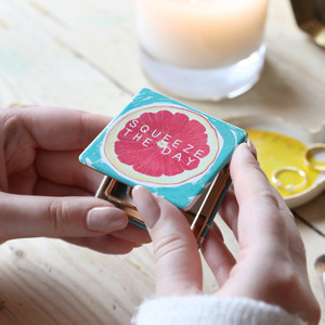 Fruity Compact Mirror