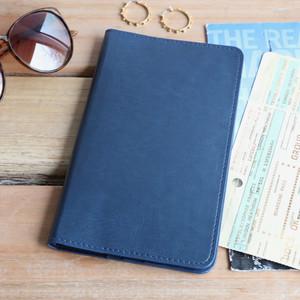 Travel wallet - navy