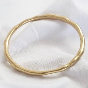 Gold Antique Bangle
