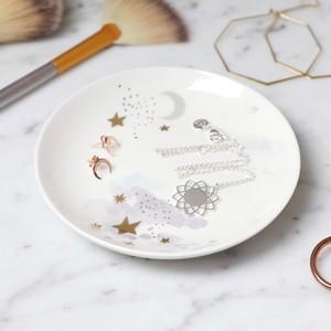 Starry Round Trinket Dish